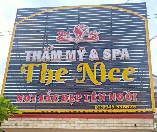Thẩm Mỹ và Spa The Nice